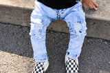 PRE-ORDER ACID WASH DENIM