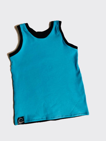 Color block it tank