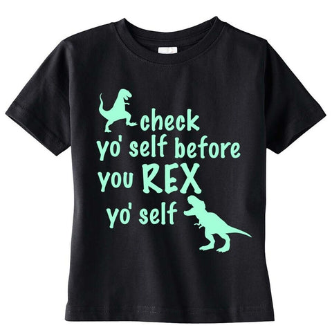 Rex Yo'self | origin'L threAdz