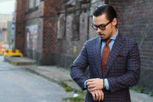 Office casual  - seasonal sport coats and flannel trousers
