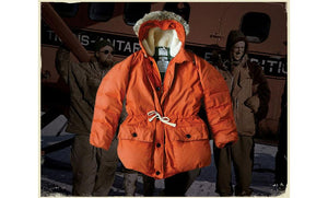 Parka jackets for fall and winter