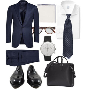 Tuesday-inspiration - What to wear for a job interview
