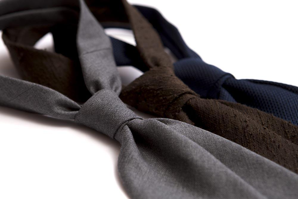 How to combine ties and pocket squares