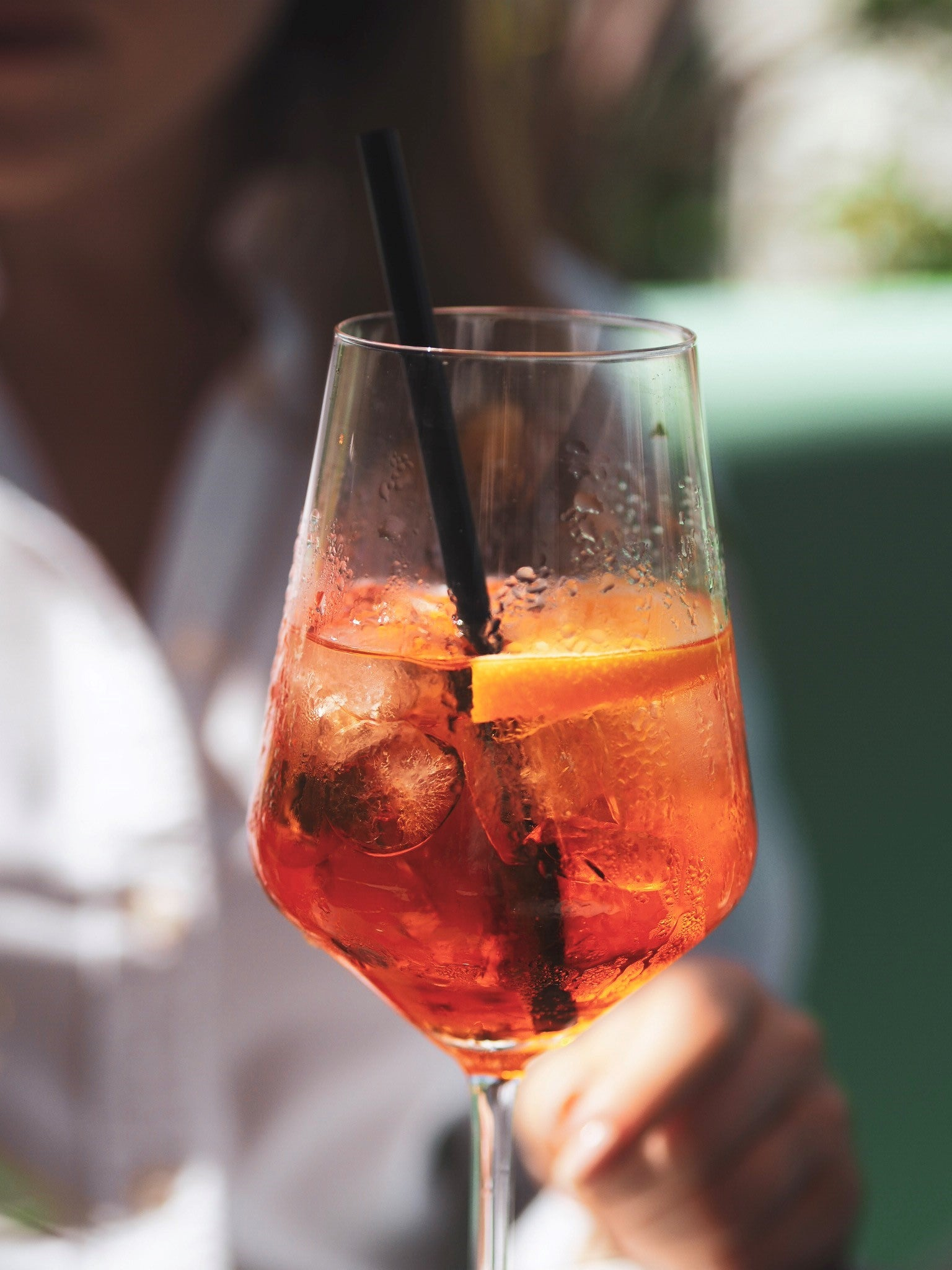 Aperol Spritz - the perfect summer drink