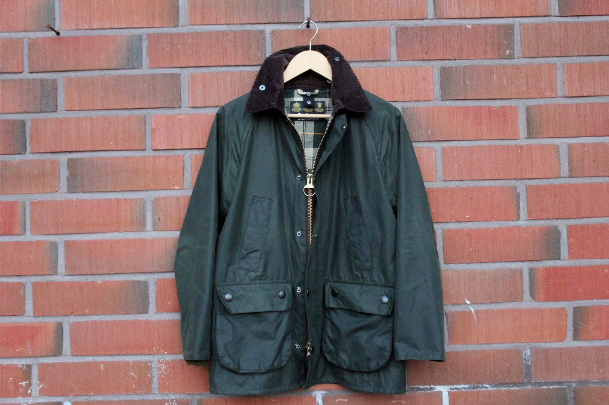 Barbour Bedale SL jacket