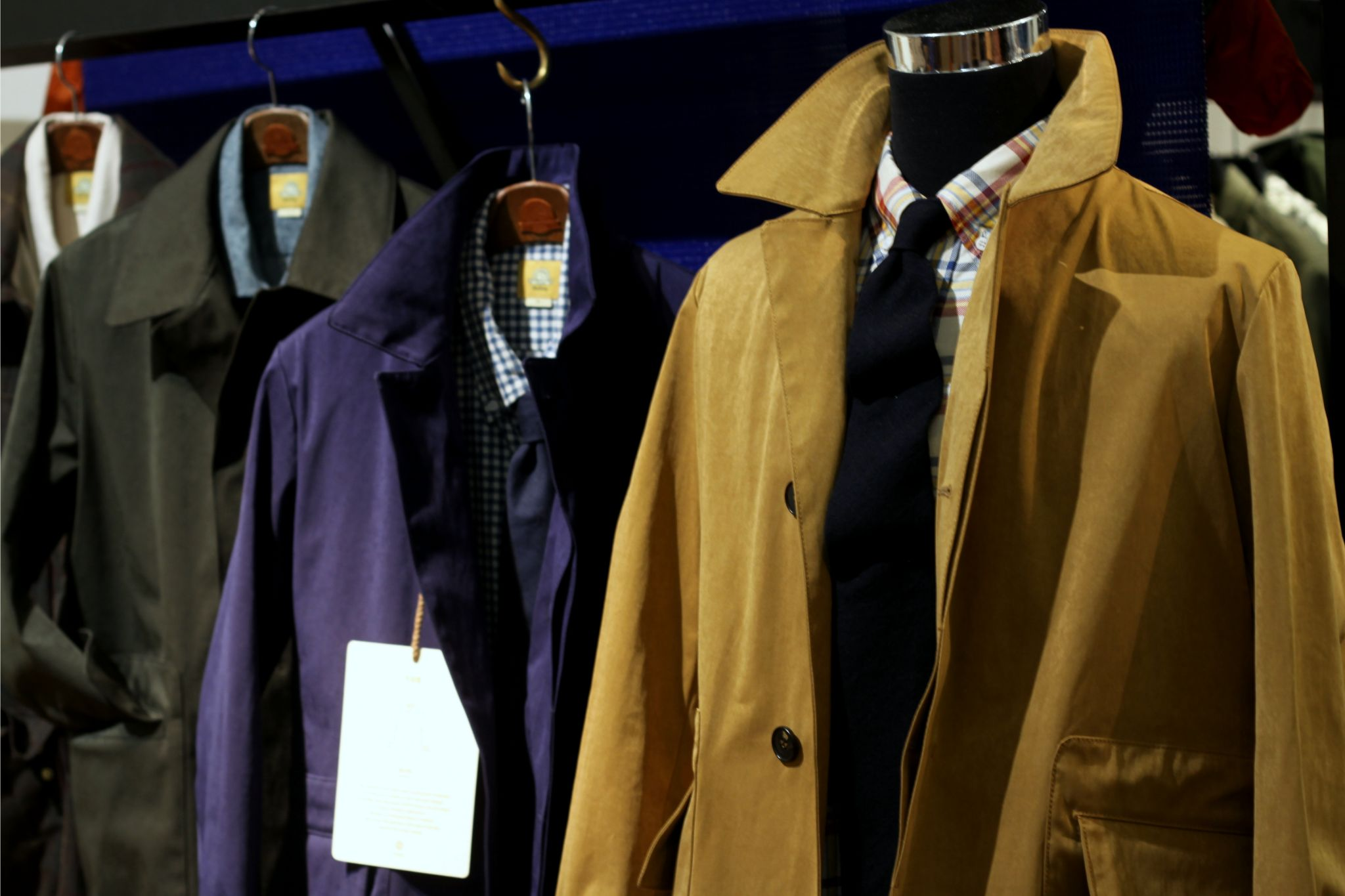 Bastong SS16 - outerwear presented at Pitti Uomo 88