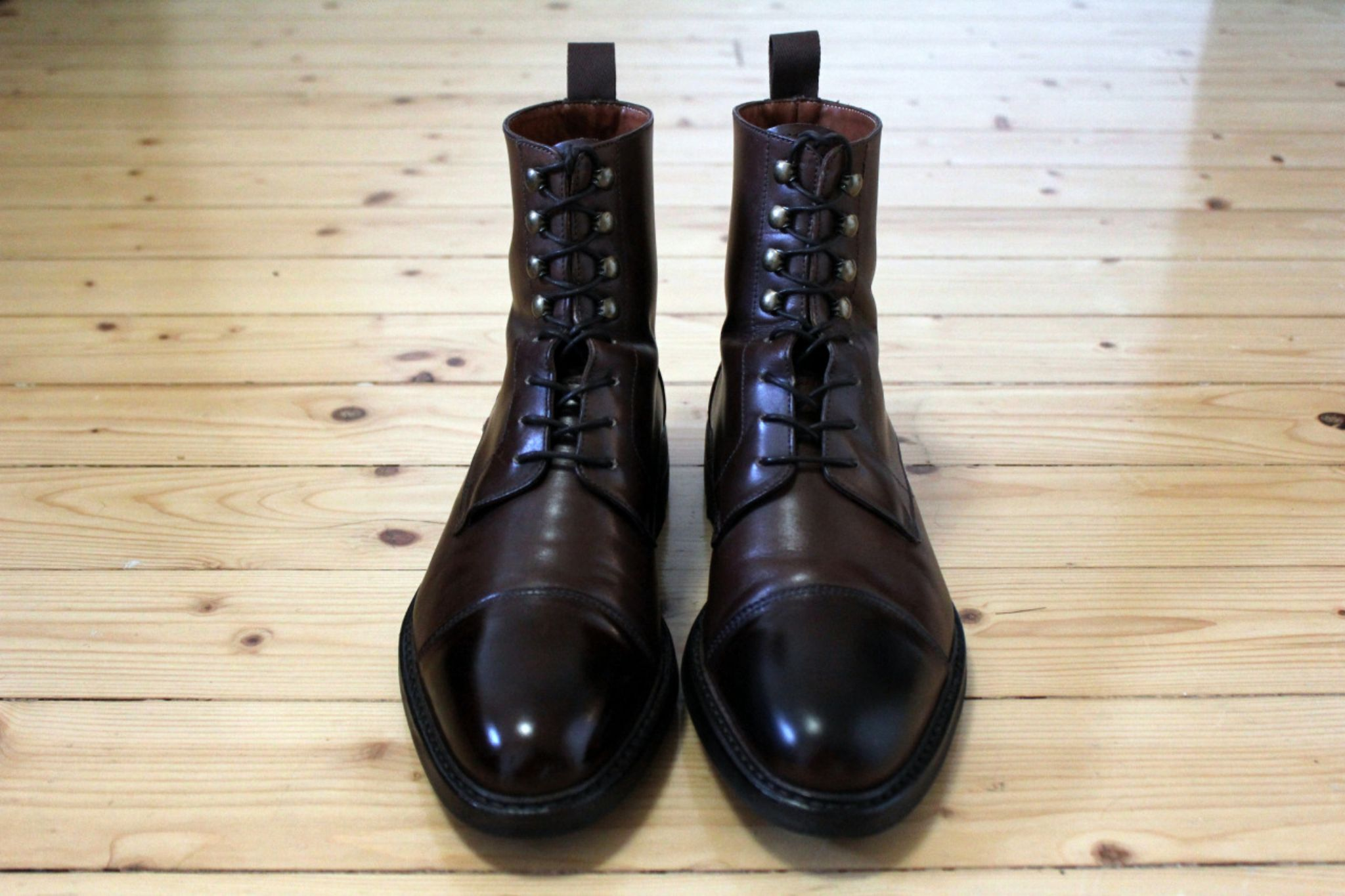 Bexley Enfield boots