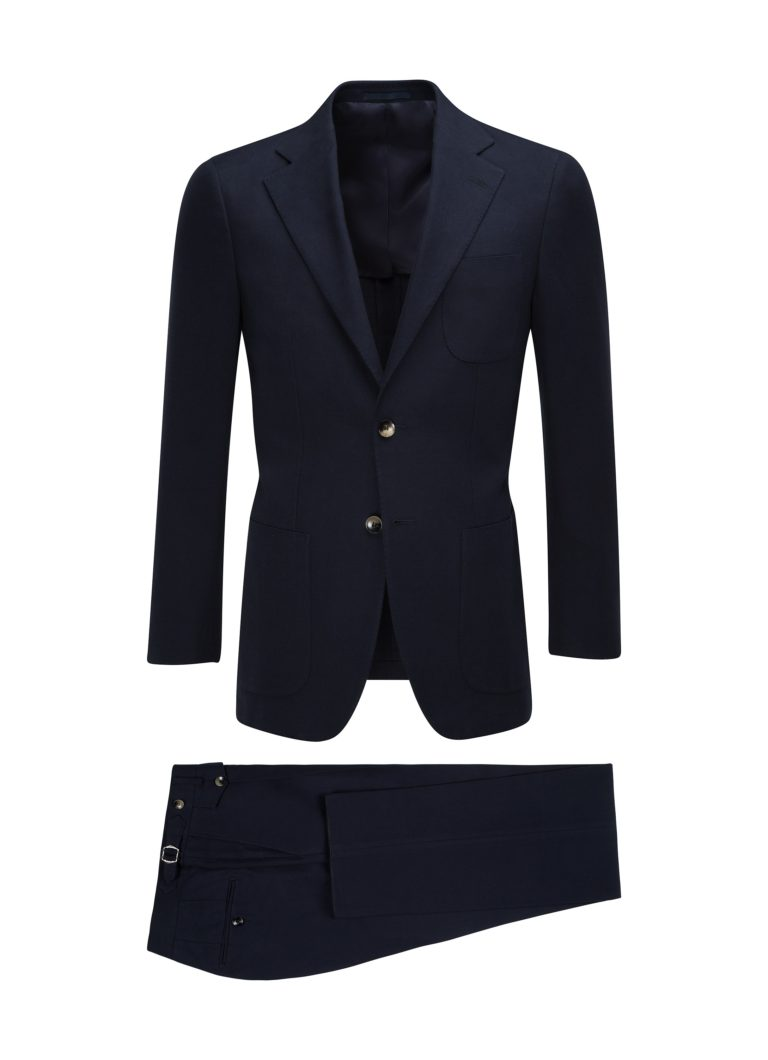 How-to-suit-up-for-graduation-navy-blue-cotton-suit