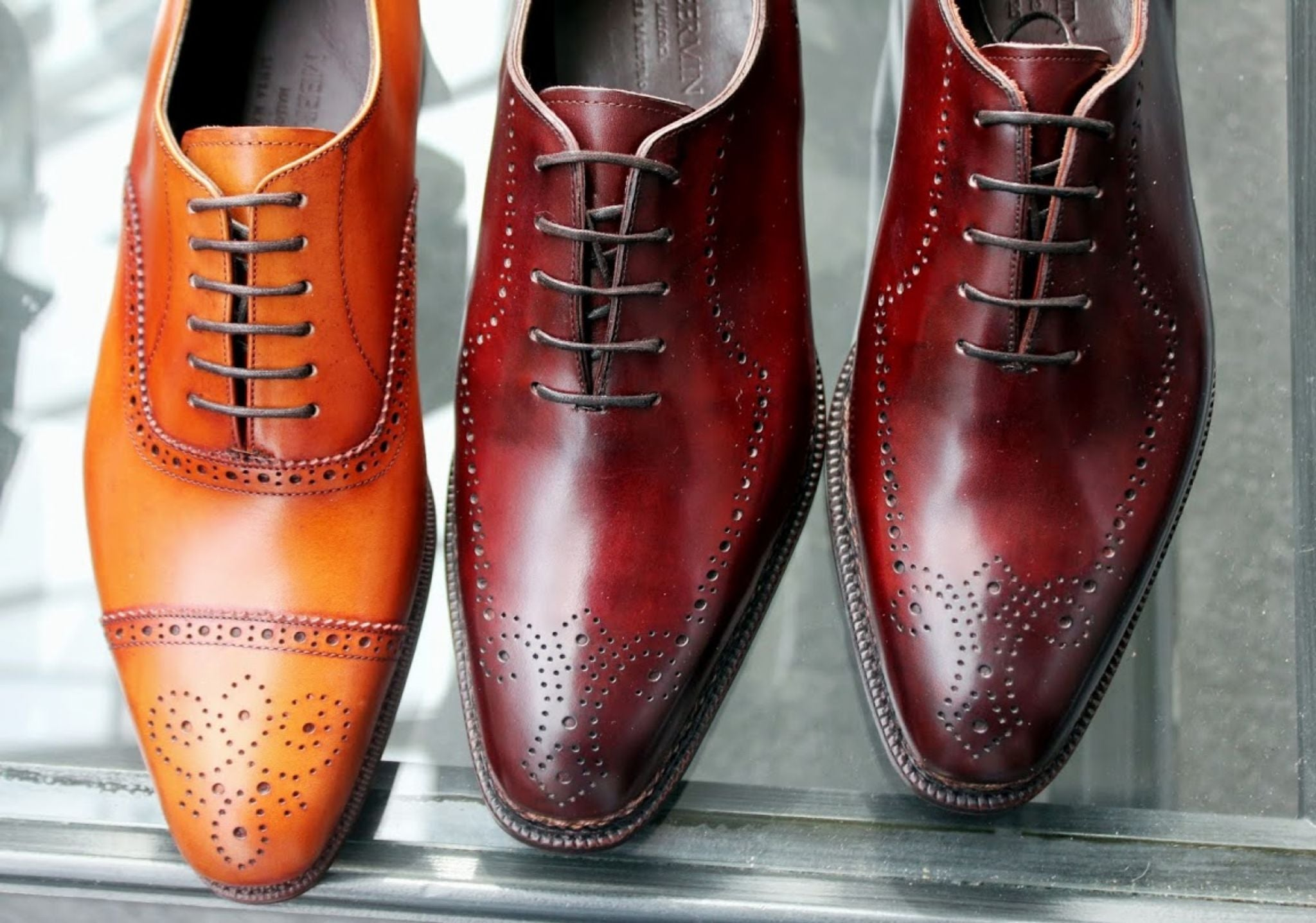 Meermin shoes - New Ray last