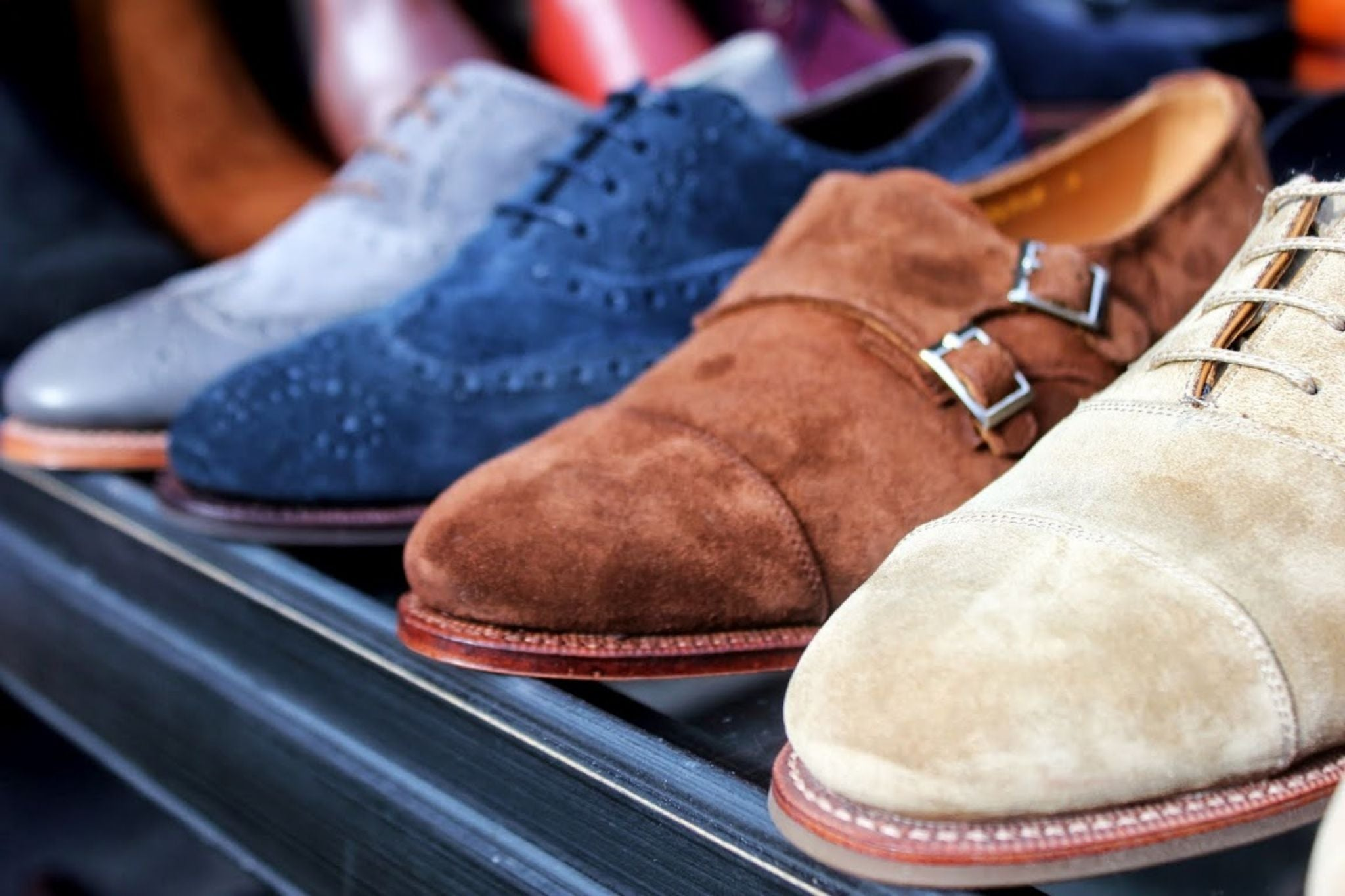 Meermin shoes - double monks