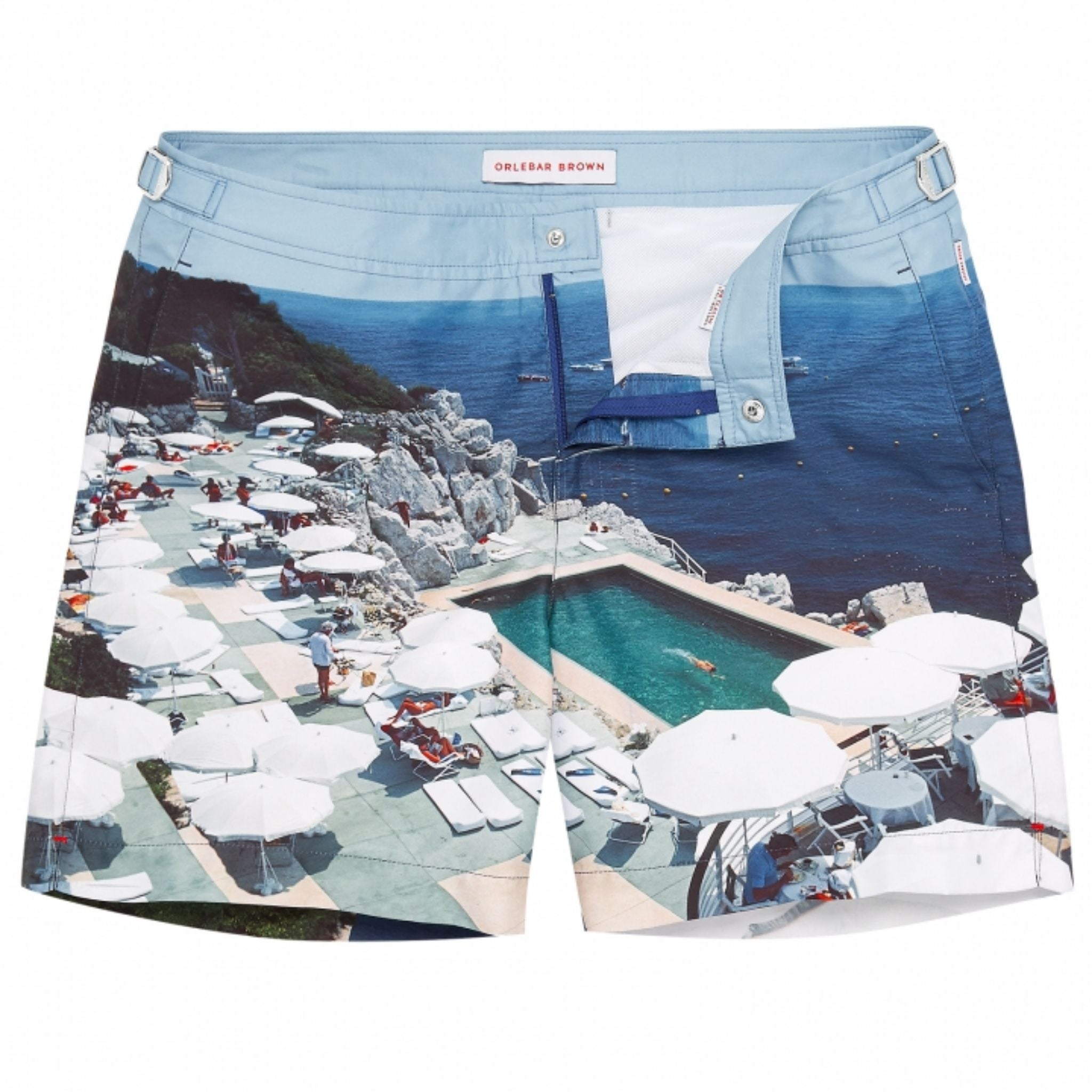 Shorts for summer - Orlebar Brown swim trunks