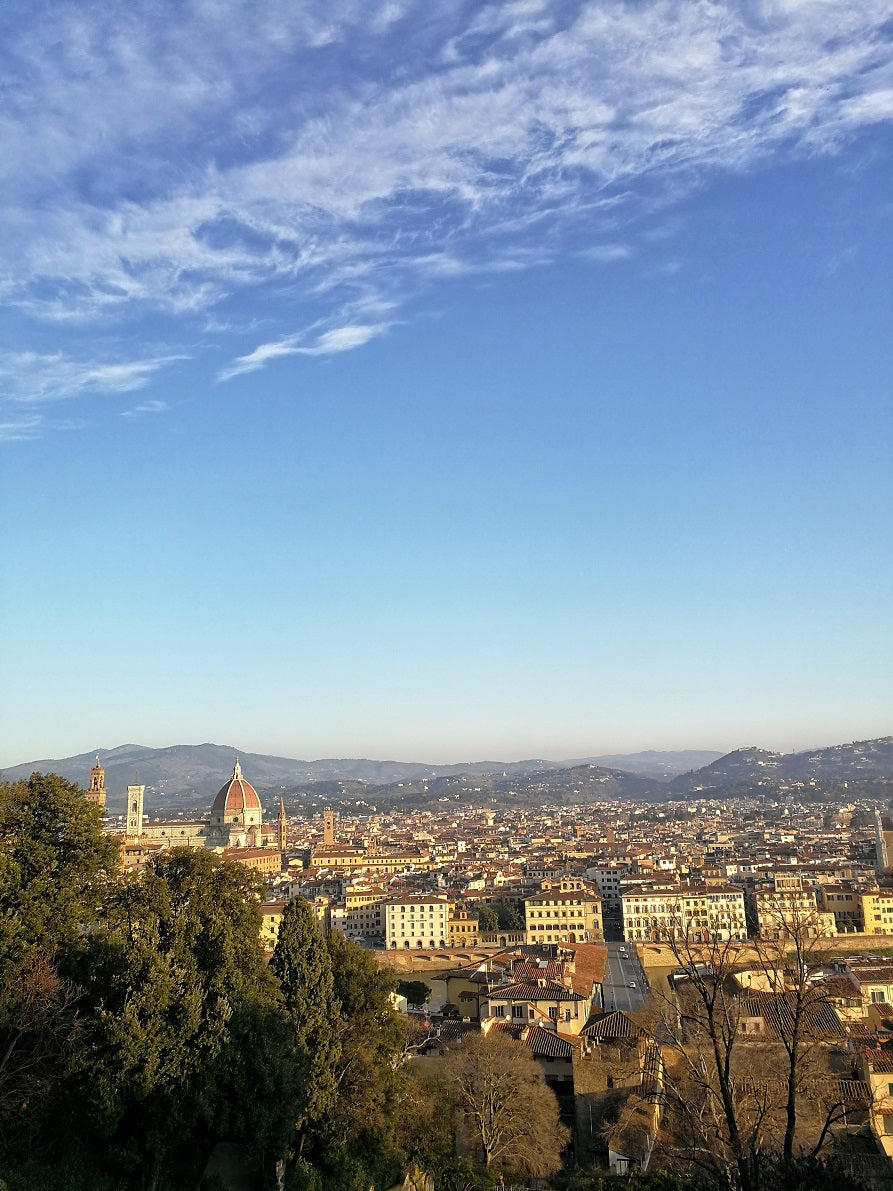 Pitti-Uomo 93 - on-the-top-of-Florence