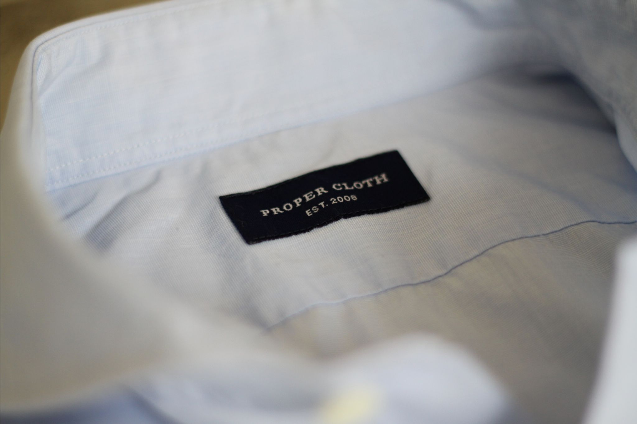 Proper Cloth custom shirting