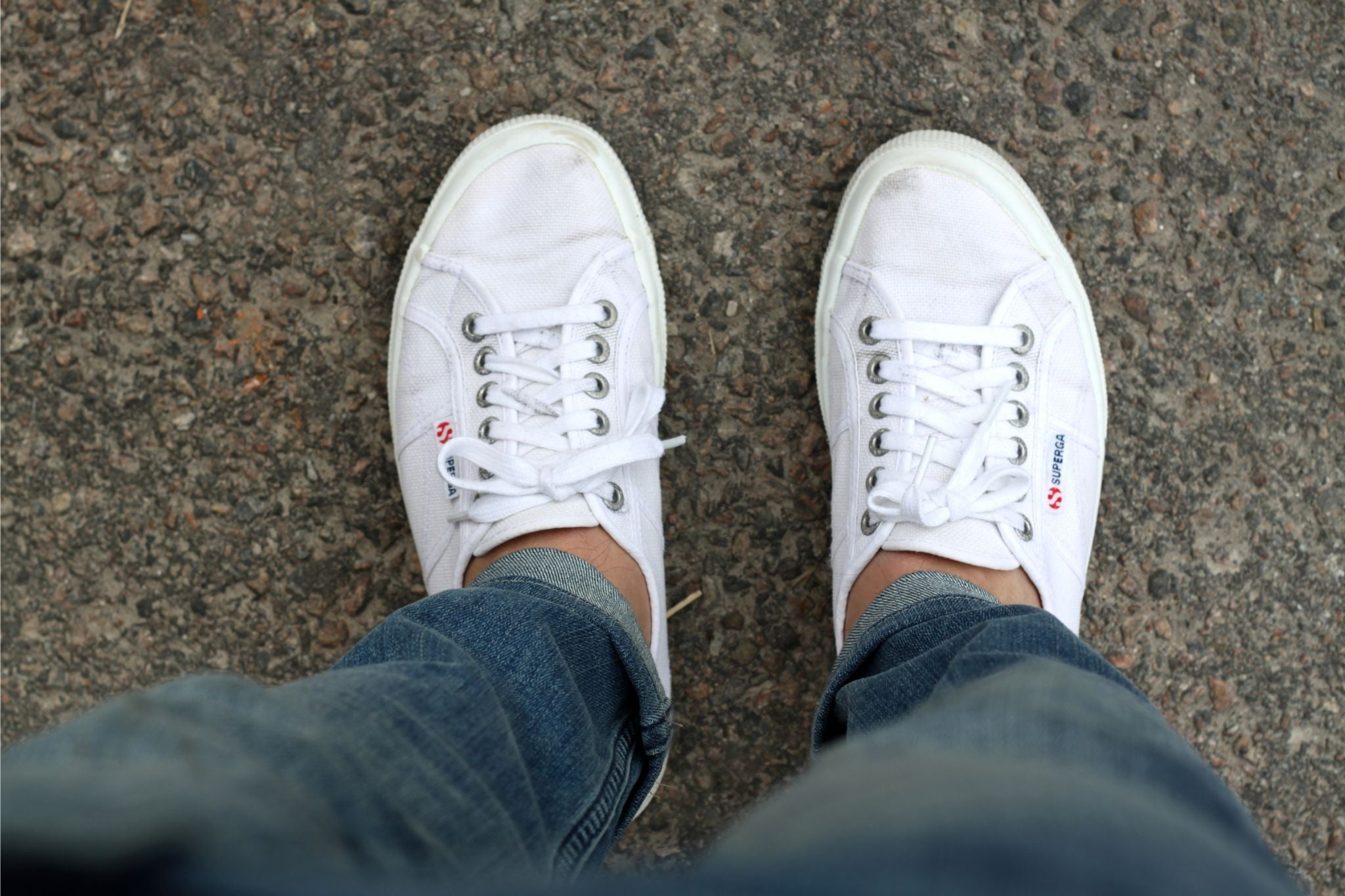 Superga sneakers - white