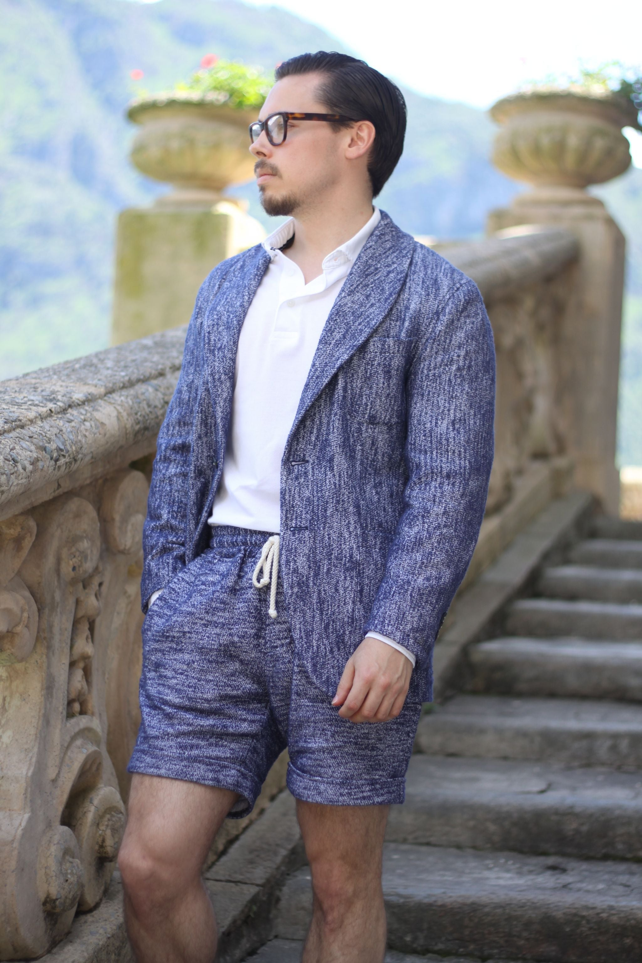 The GIGI heroes - suit with shorts