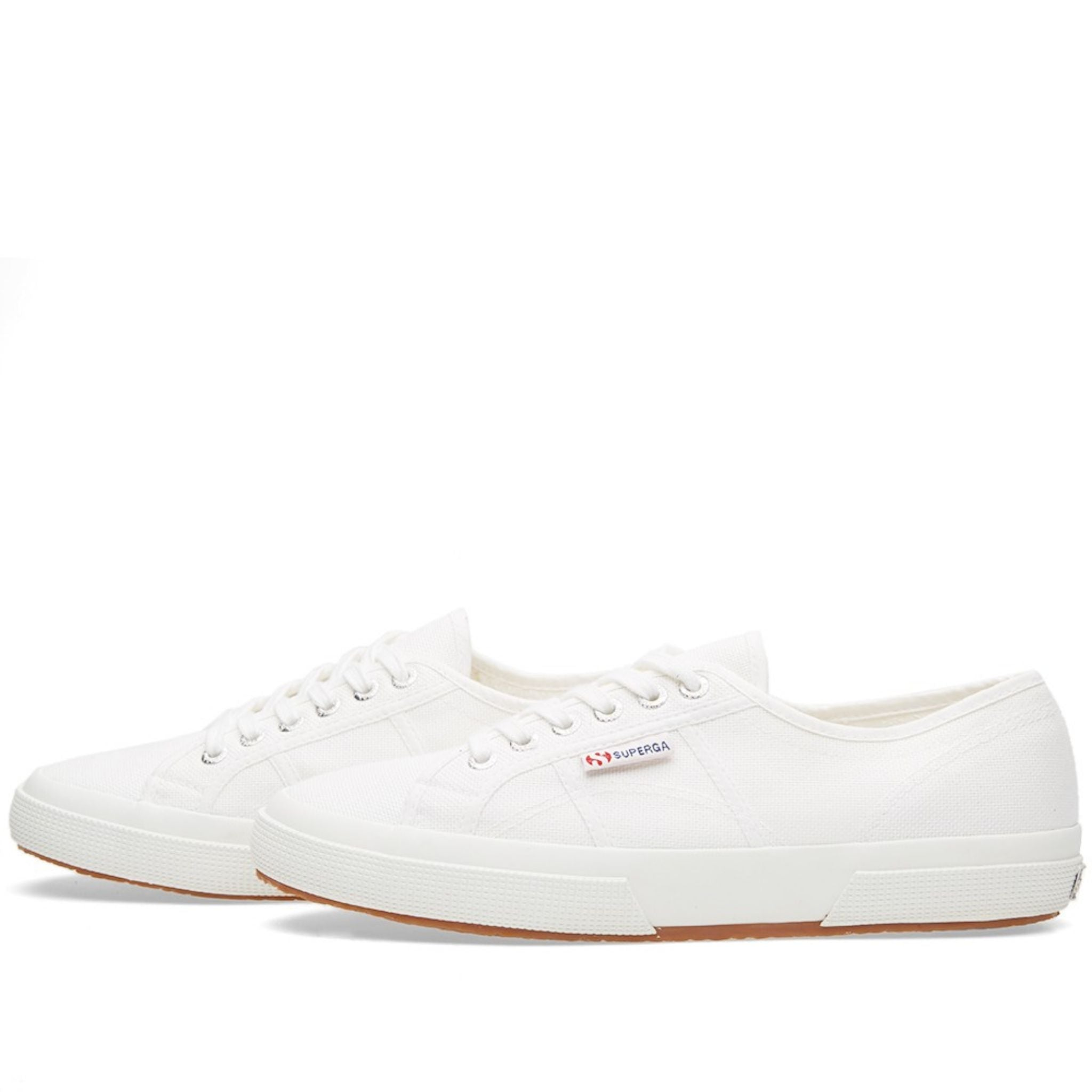 White classic sneakers Superga 2750 cotu canvas