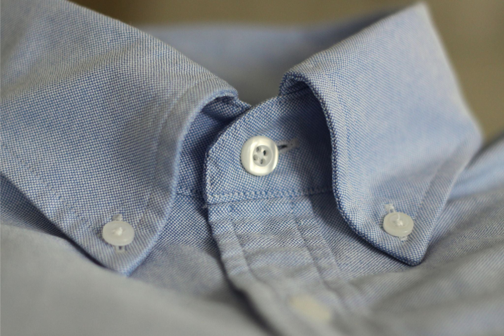 proper cloth collar roll