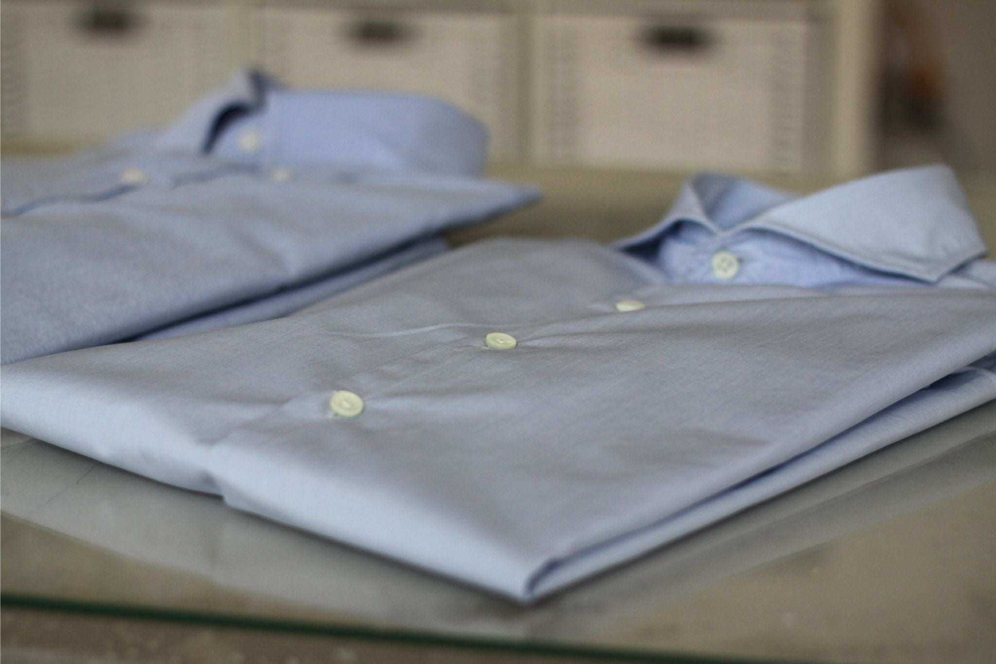 proper cloth made-to-measure shirts