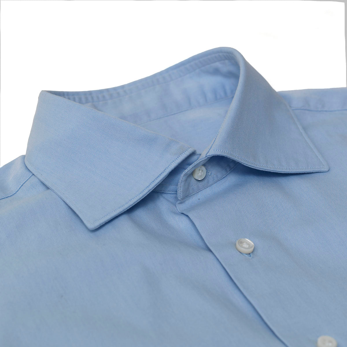 Light blue lightweight oxford shirt