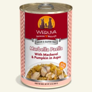 Weruva Canned Dog Food Marbella Paella 5.5Z