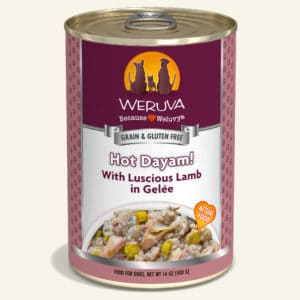 Weruva Canned Dog Food Hot Dayam 5.5Z