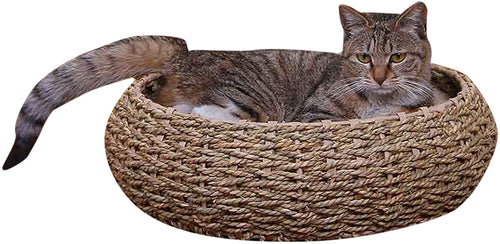 Seagrass Pet Bed Cat & Small Dog