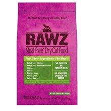Load image into Gallery viewer, Rawz Cat Food 3.5 Lbs Chicken, Turkey