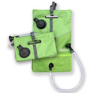 Kurgo Go Shower Bag - Grass Green