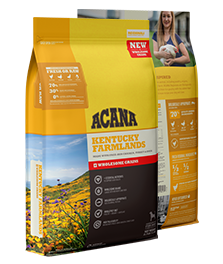 Acana Dog Wholesome Grains Regionals Kentucky Farmlands 4 lb