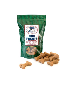Sweet Potato Biscuits - New England Dog Biscuit - 14 Oz