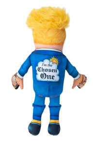 Fuzzu Political Parody Trump Small Dog Toy