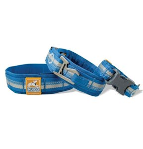 Kurgo RSG Collar- Coastal Blue- Medium