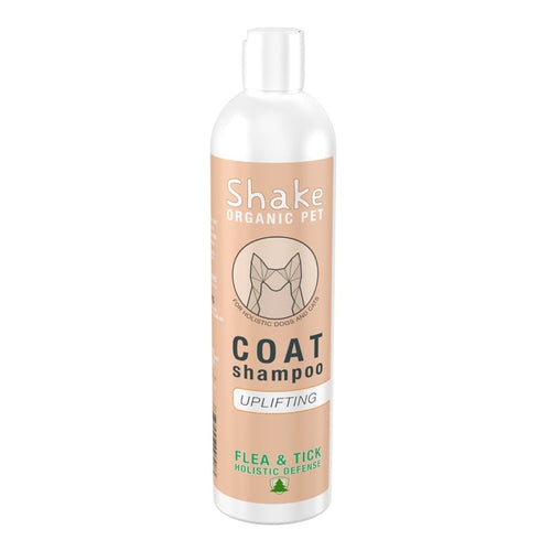 Shake Organic Coat Shampoo - Flea and Tick