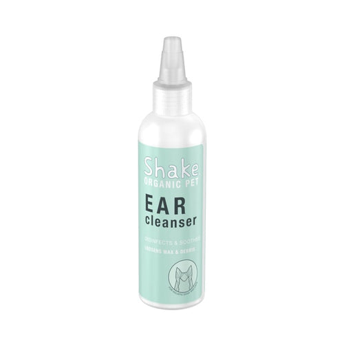 Shake Organic Ear Cleanser