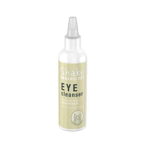 Shake Organic Pet Eye Cleanser Soothing Rinse