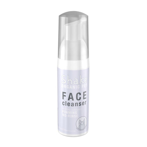 Shake Organic Face Cleanser