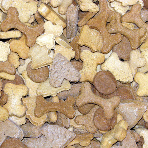 Variety Dog Biscuits - Bulk 5lbs.