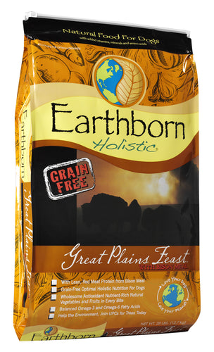 Earthborn Dog Grain-Free Great Plains 28lb