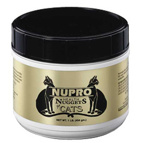 Nupro Multi Vitamin Supplement For Cats 1lb