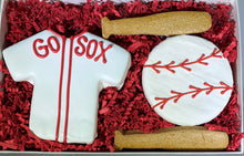 Load image into Gallery viewer, Gift Box - Baseball - New England Dog Biscuit Company