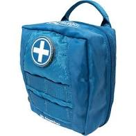 Kurgo RSG 1st Aid Kit (49 Piece With Guide) - Coastal Blue