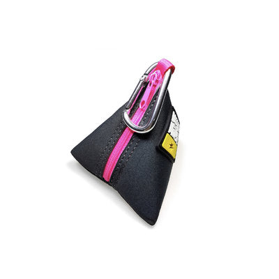 Max & Molly Poo Bag Triangle Pink