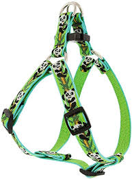 "Lupine 1/2"" Panda Land Step In Harness 10""-13"""