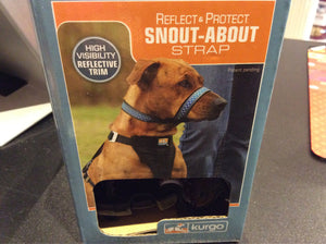Kurgo Snout-About Strap Small