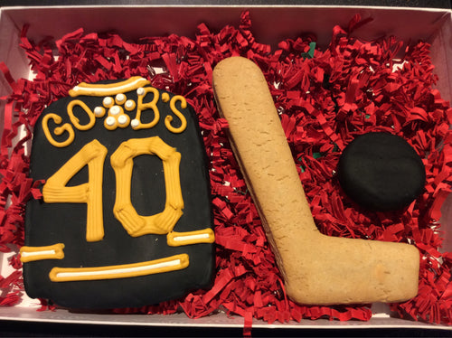 Gift Box - Hockey - New England Dog Biscuit