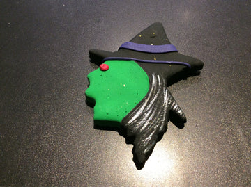 Howl-O-Ween Witches - Bag of 4