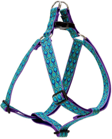 "Lupine 1/2"" Rain Song Step In Harness 10""-13"""