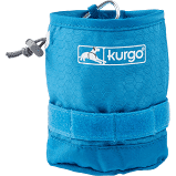 Kurgo RSG YORM Treat Bag - Coastal Blue
