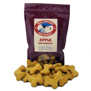 Apple Biscuits - New England Dog Biscuit Company - 14 Oz