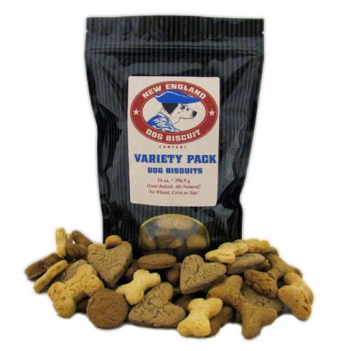 Variety Biscuits - New England Dog Biscuit - 14 Oz